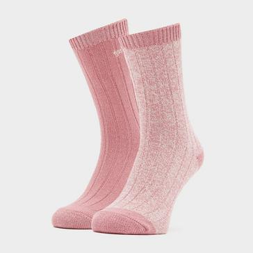 PINK Jeep Women's Supersoft Boot Socks