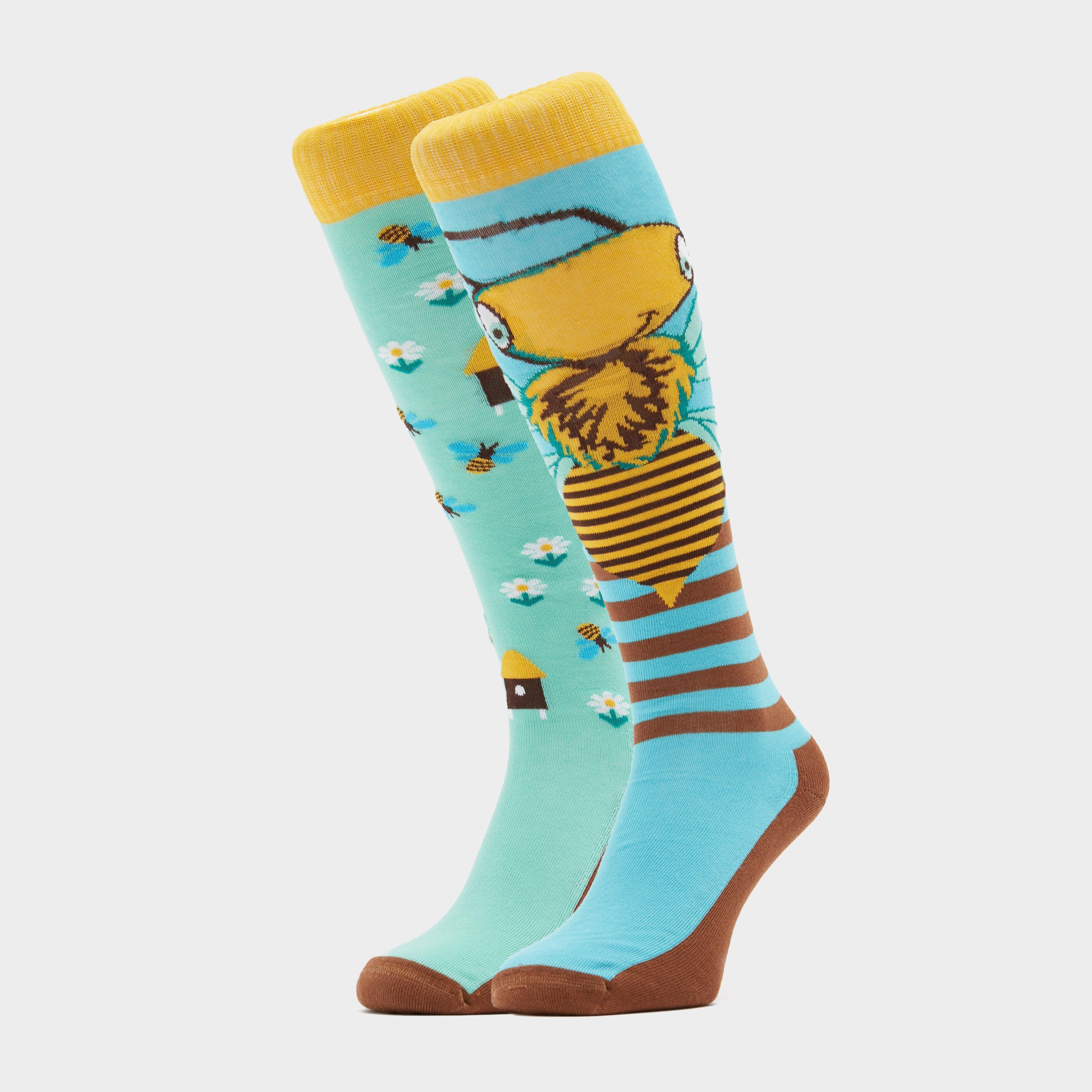 Image of Comodo Unisex Adult Novelty Riding Socks - Assorted/Assorted, ASSORTED/ASSORTED