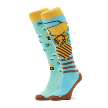 ASSORTED COMODO Unisex Adult Novelty Riding Socks