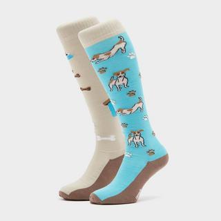Adult Novelty Dog Socks