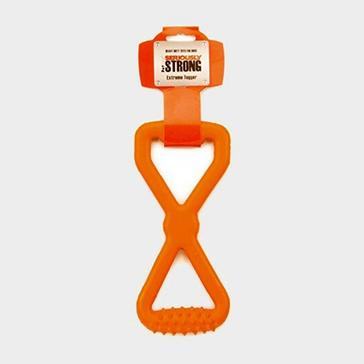 ORANGE PETFACE Seriously Strong Extreme Rubber Tugger