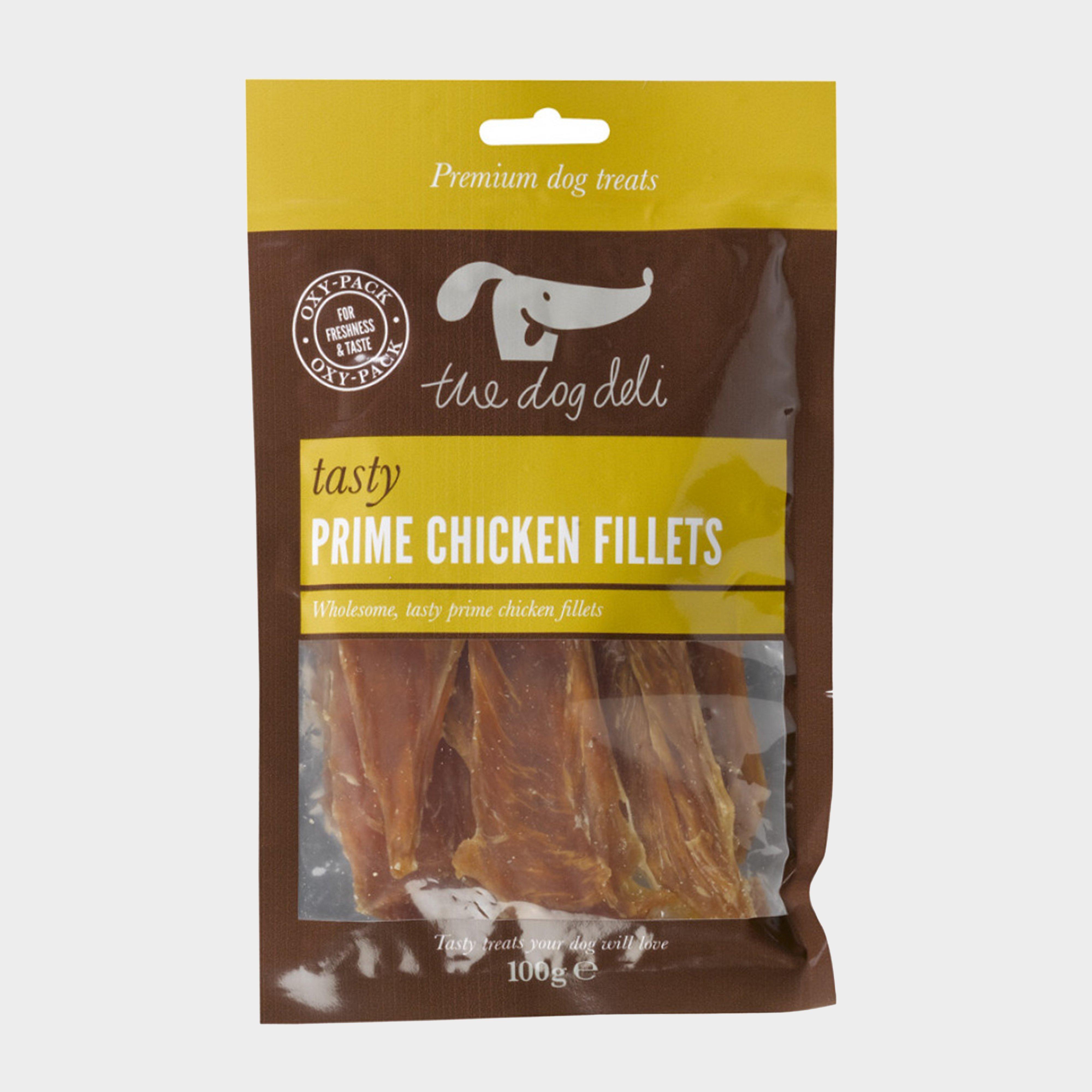 Image of Petface Dog Deli Prime Chicken Fillets 100G - No Colour/No Colour, No colour/No Colour