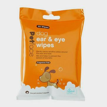ASSORTED PETFACE Eye and Ear Wipes