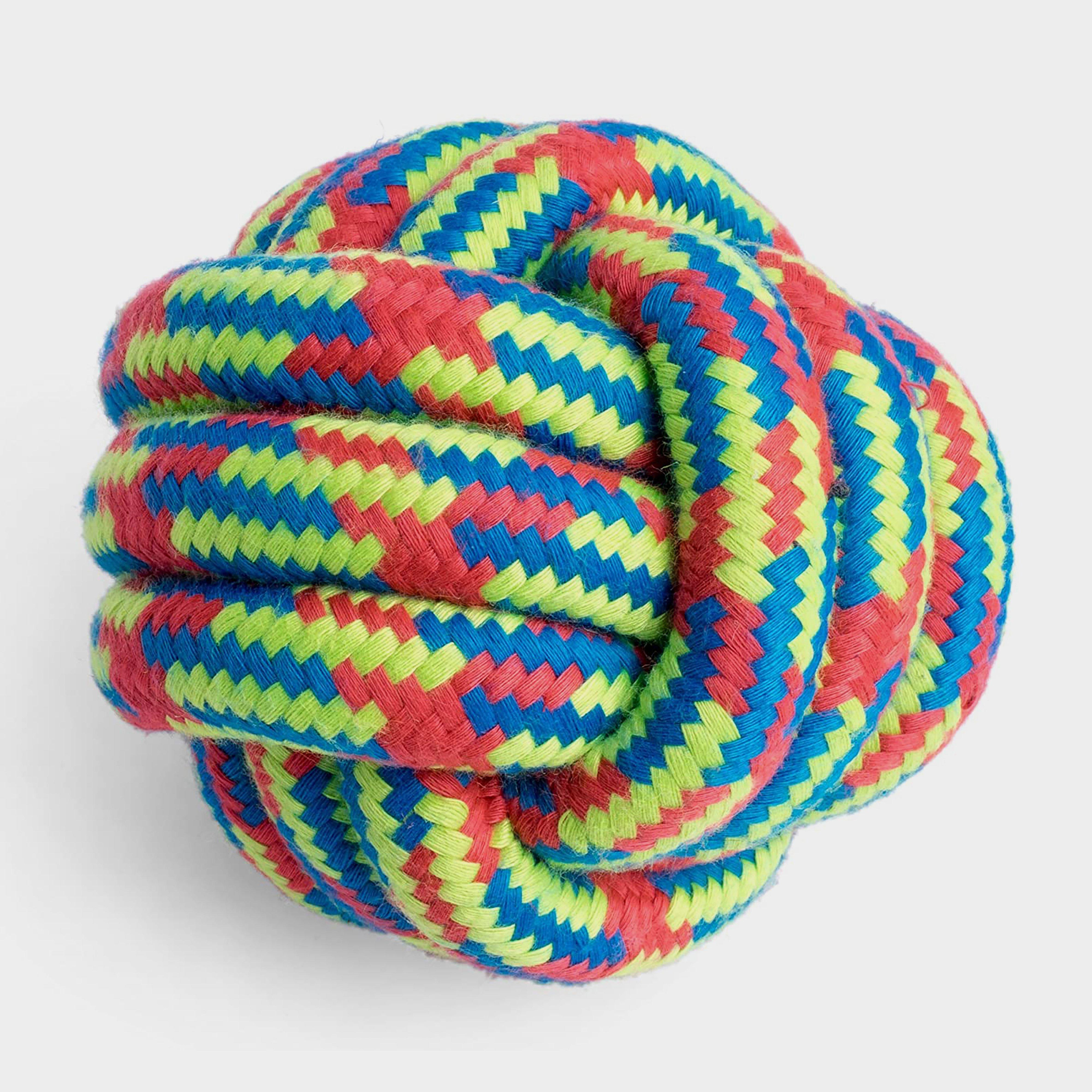 Image of Petface Toyz Woven Rope - Assorted/Assorted, ASSORTED/ASSORTED