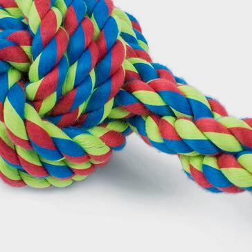 ASSORTED PETFACE Toyz Knotted Rope