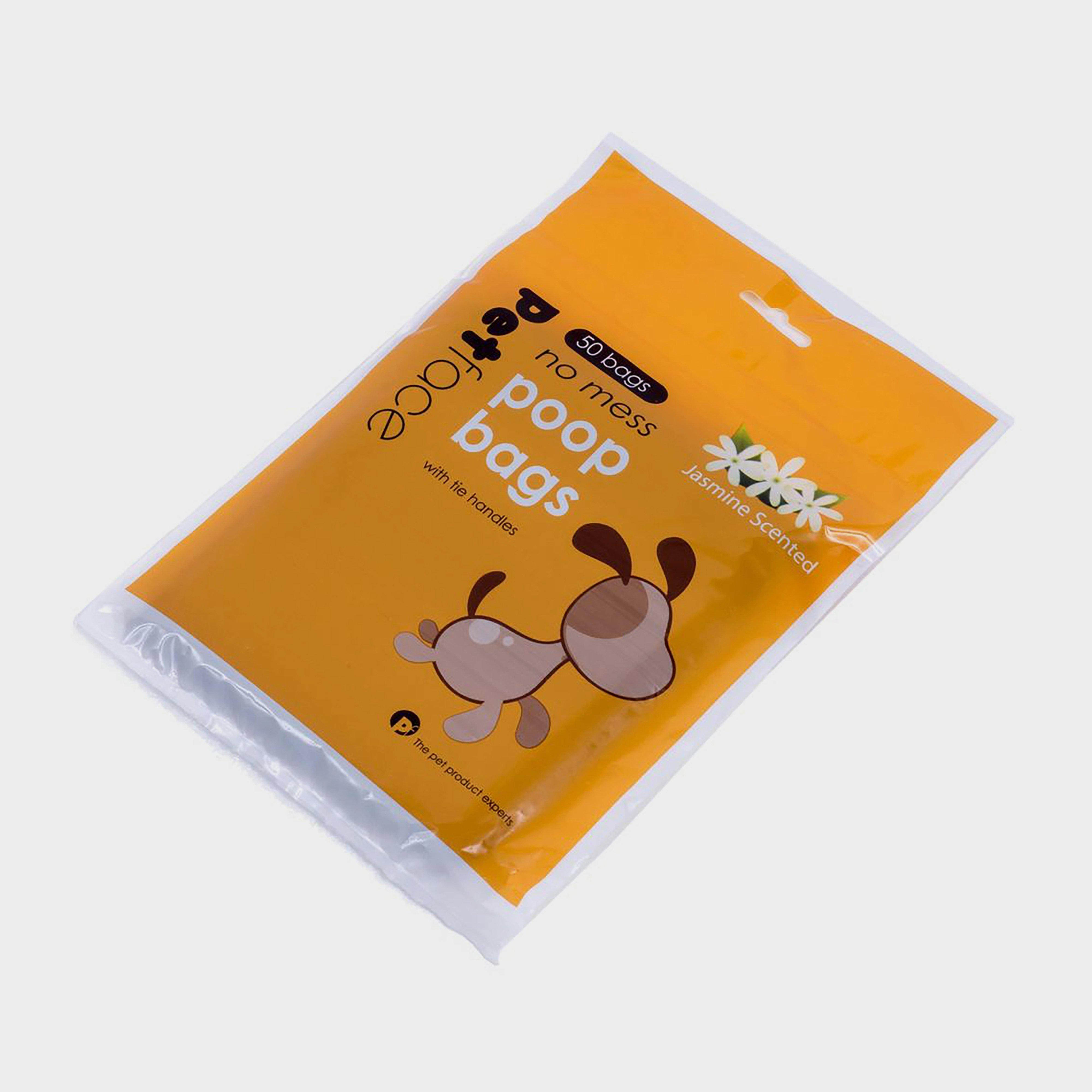 Image of Petface 50 Pack Degradable Dog Poop Bag - No Colour/No Colour, No Colour/No Colour