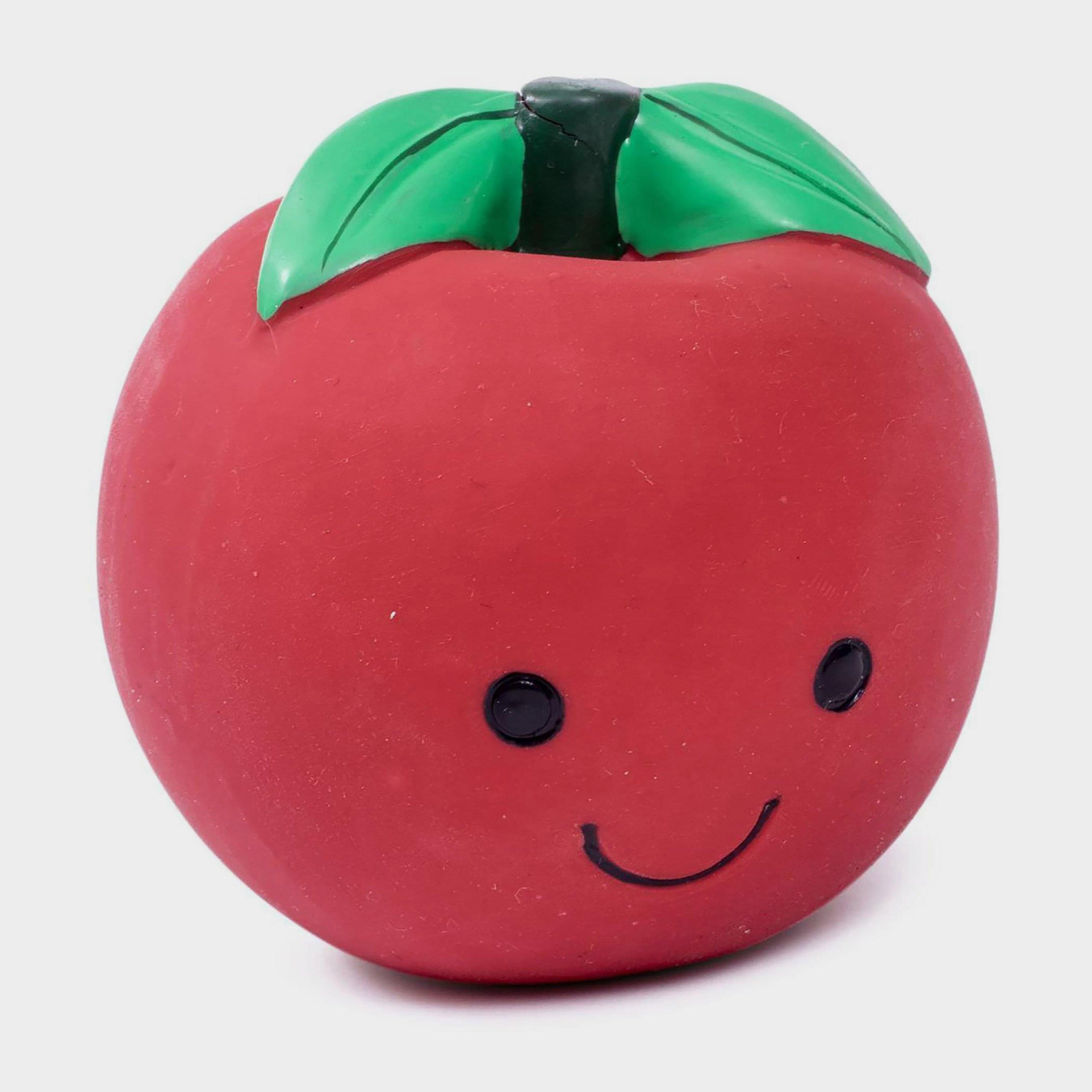Image of Petface Latex Tomato Small - Red/Red, RED/RED