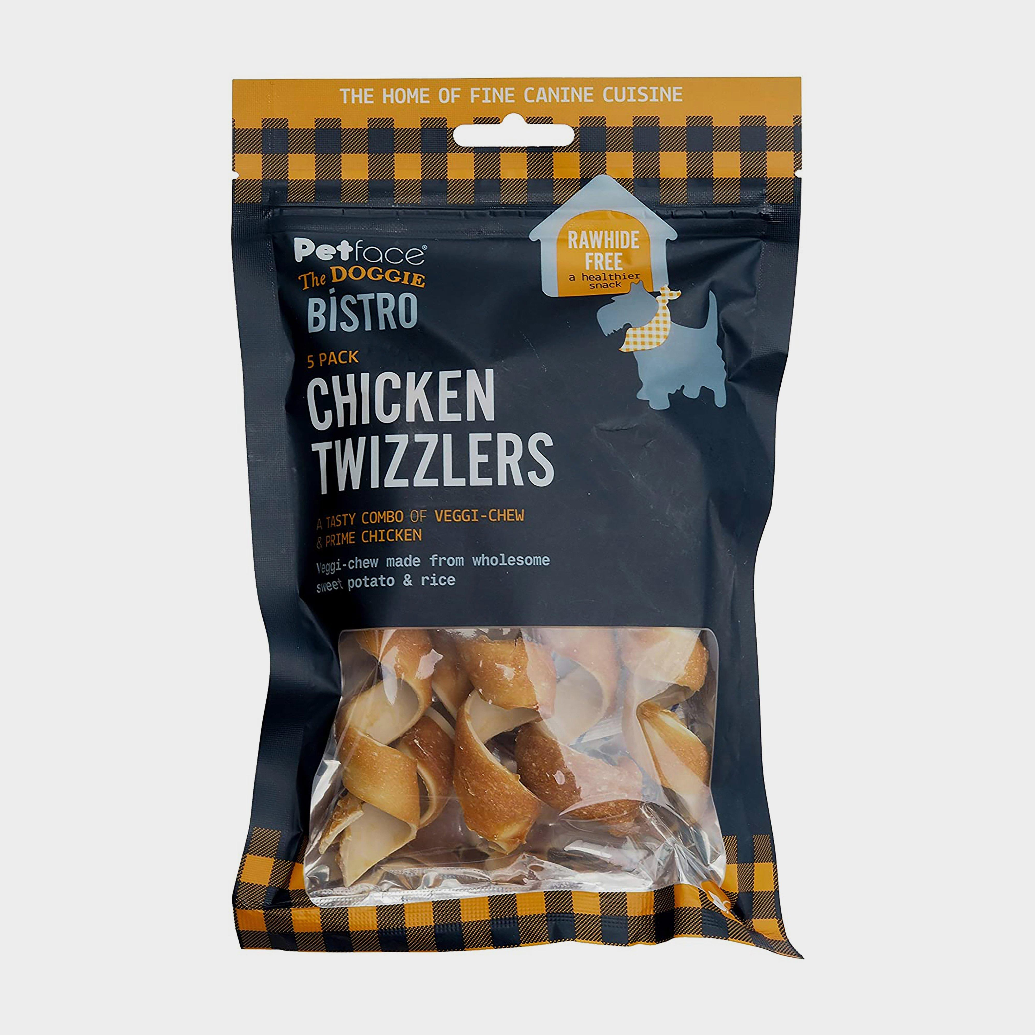 Image of Petface Doggie Bistro Chicken Twizzlers 5 Pack - Assorted/Assorted, ASSORTED/ASSORTED