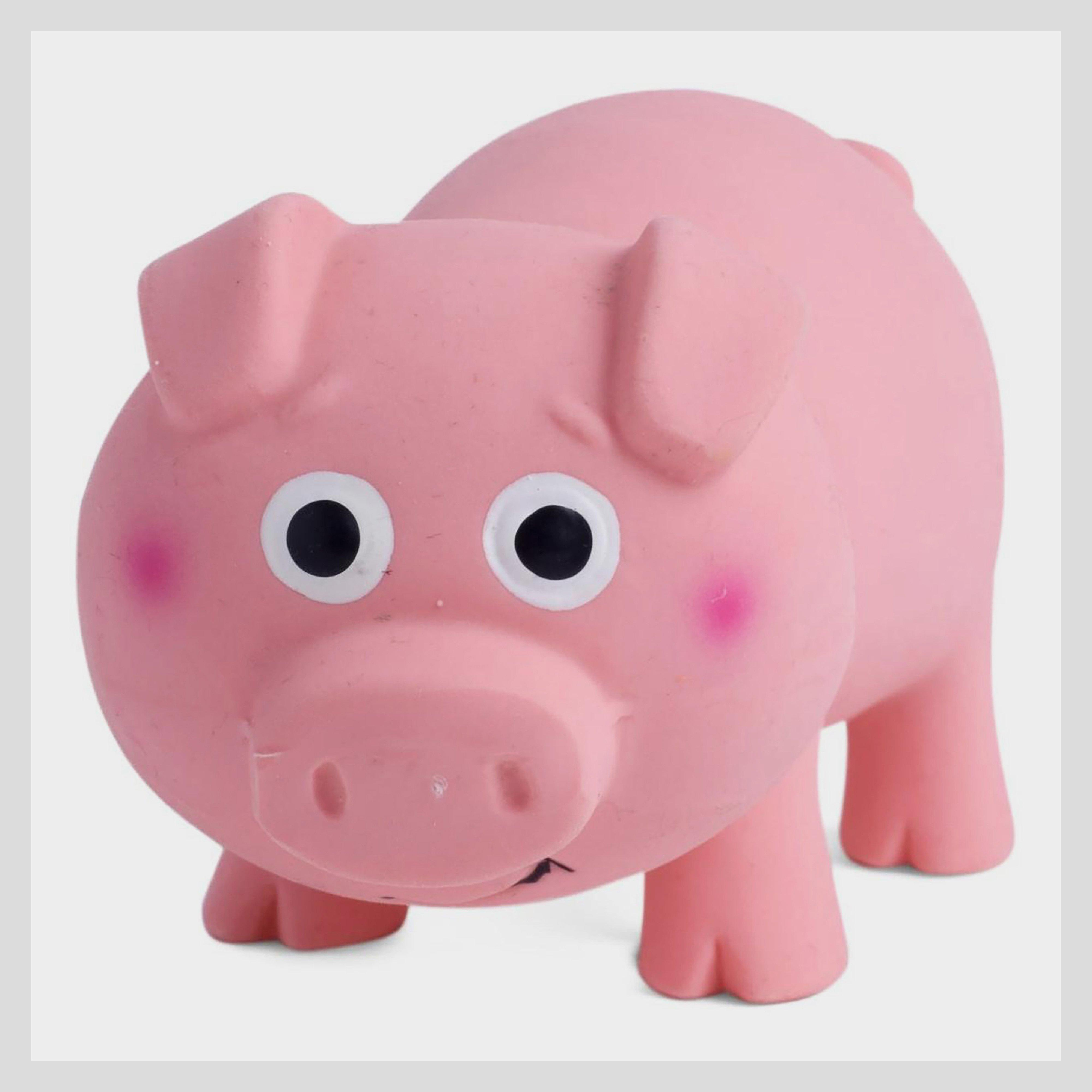 Image of Petface Latex Oink Oink Pig - Pink/Pink, PINK/PINK
