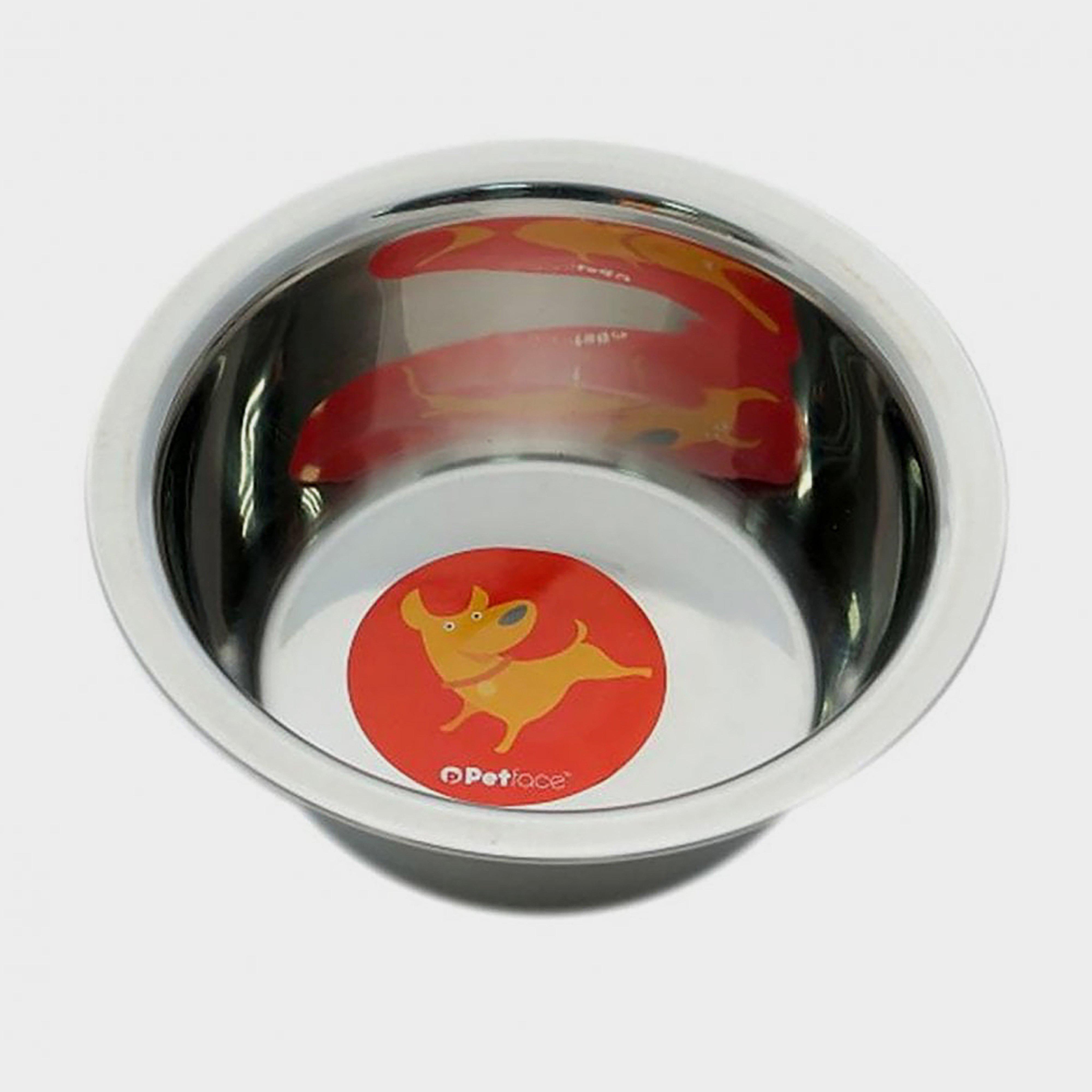 Image of Petface Stainless Steel Non Slip Bowl - Sli/Slip, SLI/SLIP