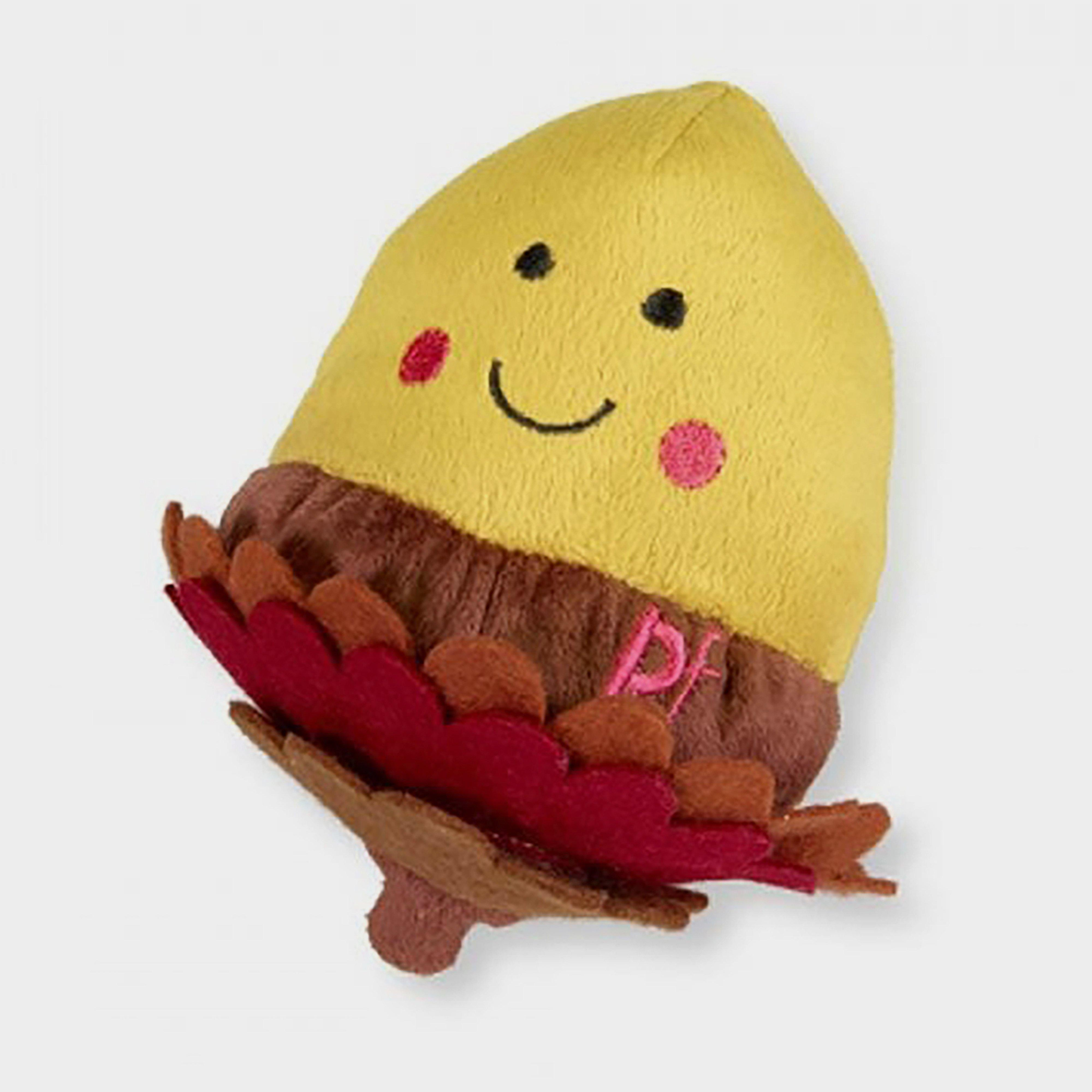 Image of Petface Ally Acorn Toy - Yellow/Yellow, Yellow/Yellow