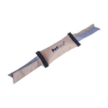Brown PETFACE Outdoor Paws Aqua Textile Tugger