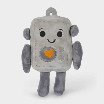 Grey PETFACE Seriously Strong Robot Toy