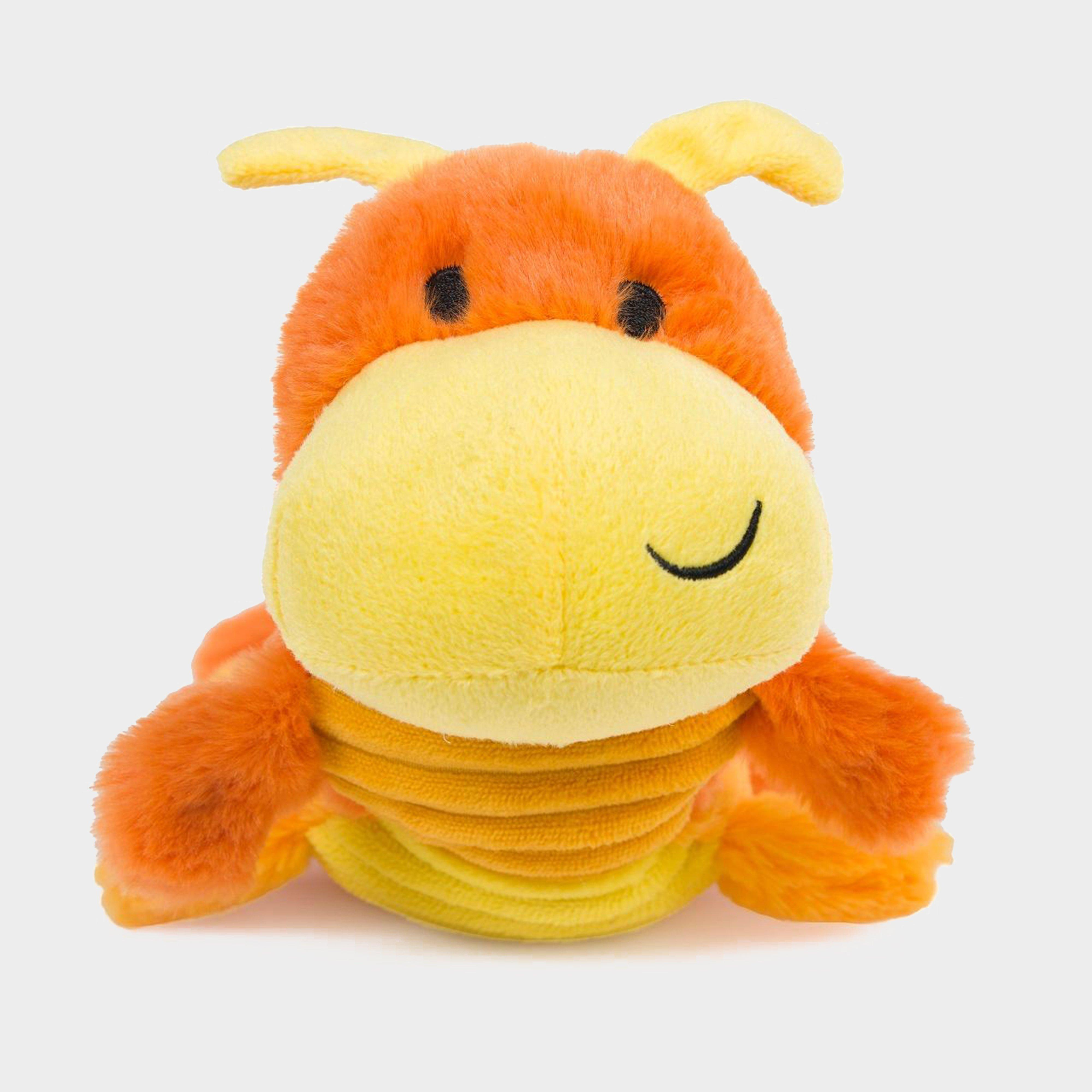 Image of Petface Farmyard Buddies Caterpillar Toy - Orange/Orange, ORANGE/ORANGE