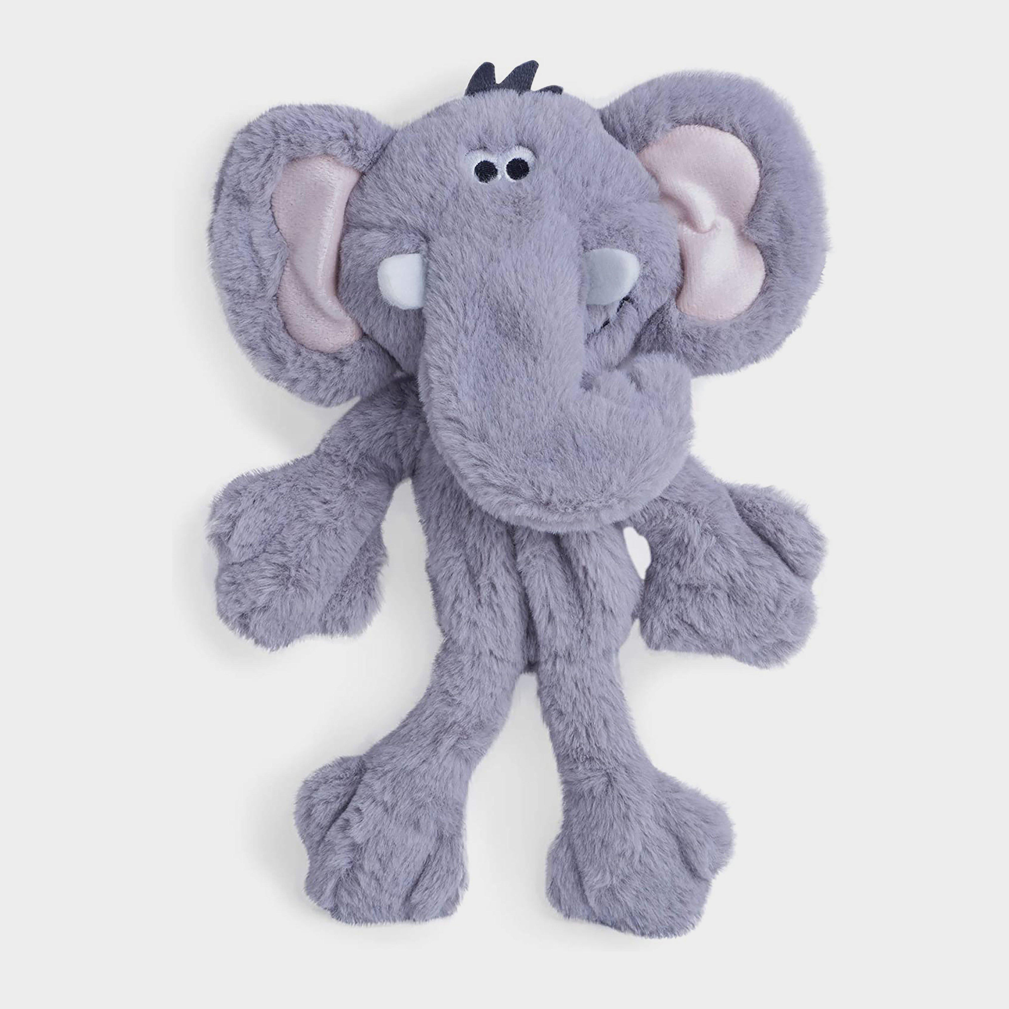 Image of Petface Rope Body Toy - Grey/Grey, GREY/GREY