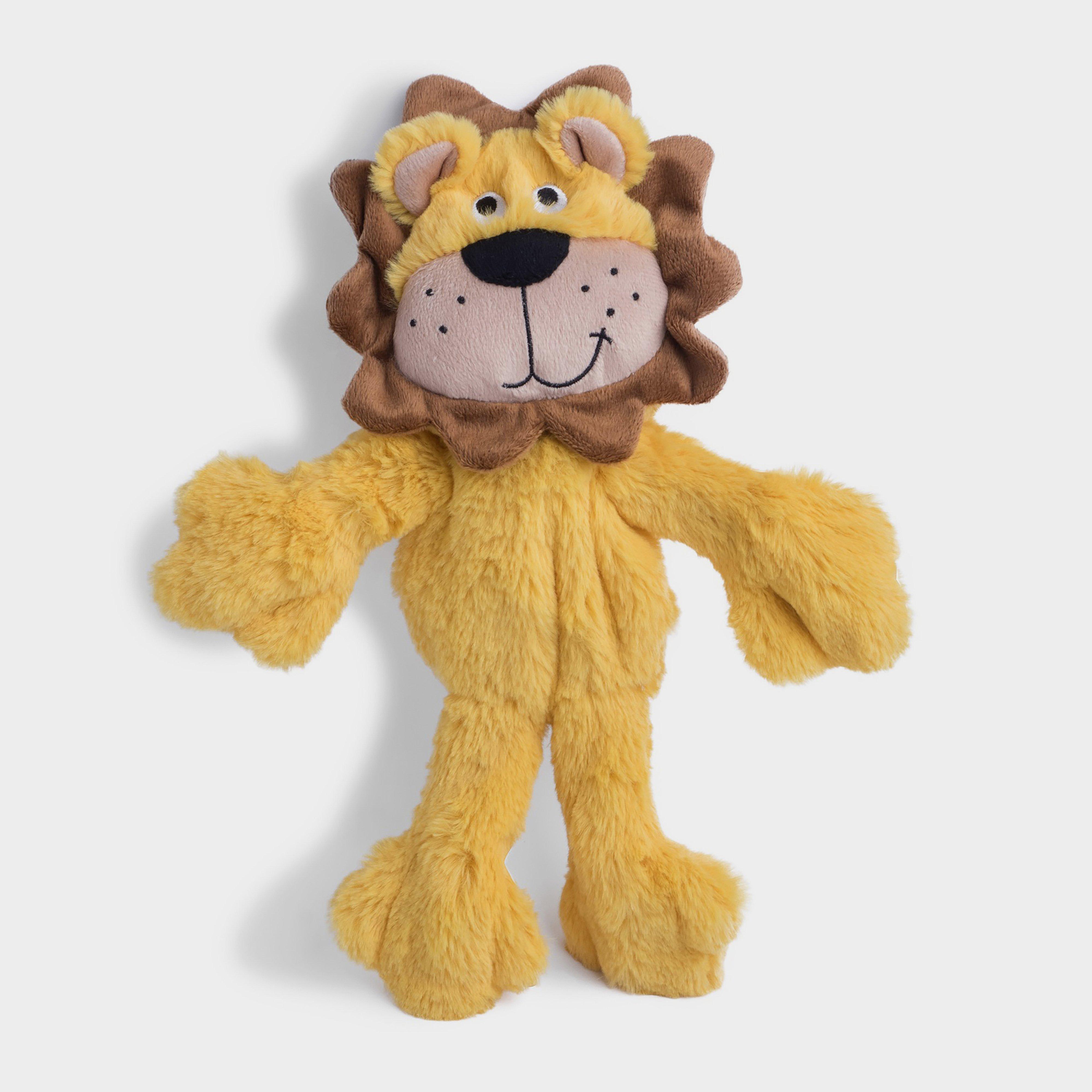 Image of Petface Rope Body Toy - Yellow/Yellow, YELLOW/YELLOW