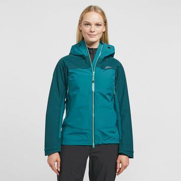 Green Mountain Equipment Women's Saltoro GORE-TEX Waterproof Jacket