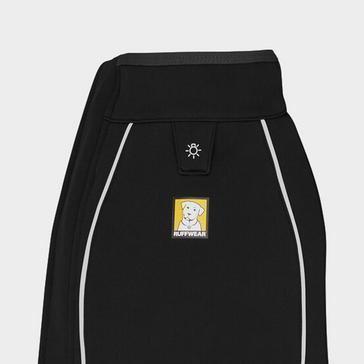Black Ruffwear Cloud Chaser Dog Jacket