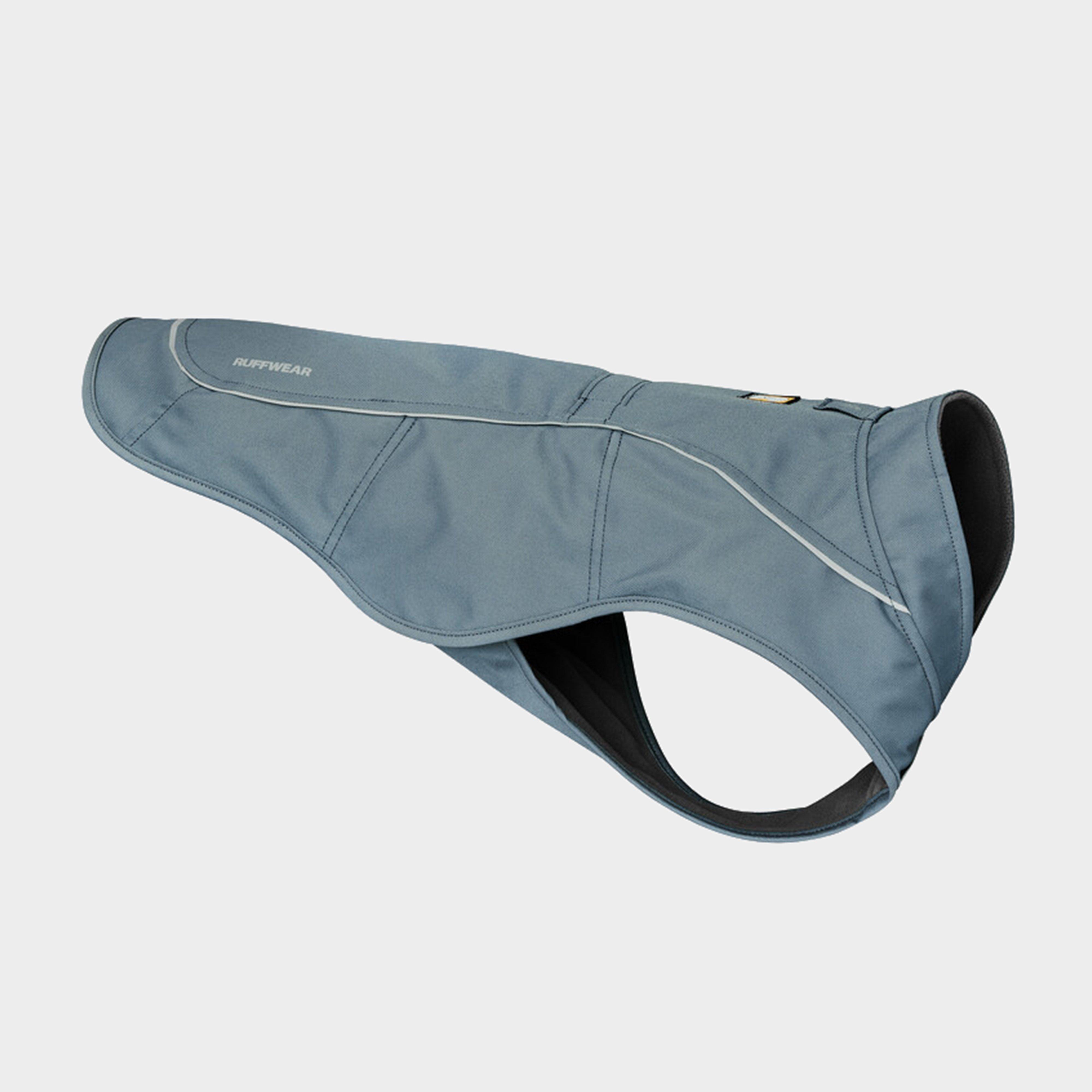 Image of Ruffwear Overcoat Dog Jacket - Blue/Mbl, Blue/MBL