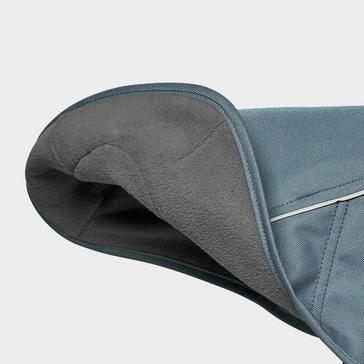 Blue Ruffwear Overcoat Dog Jacket