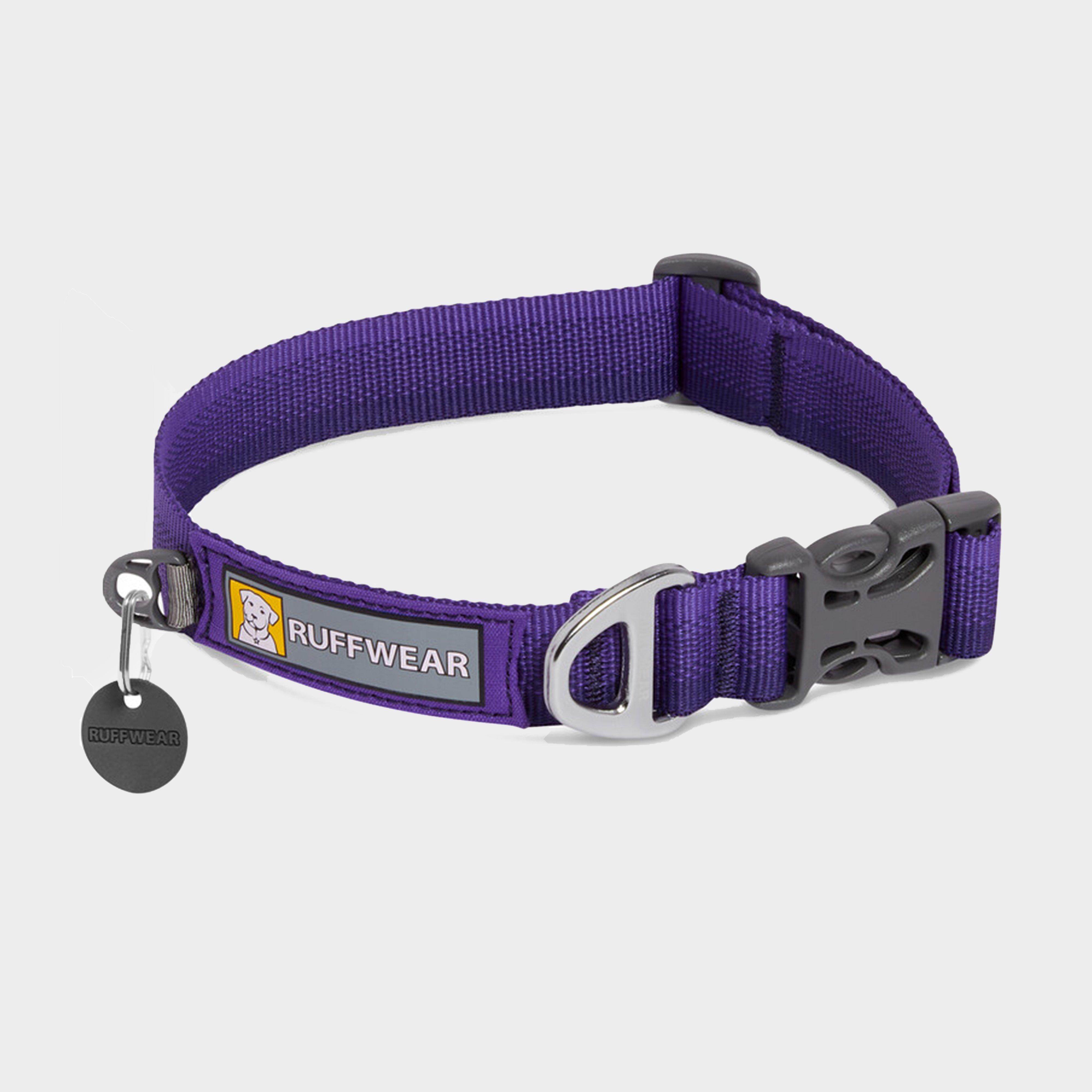Image of Ruffwear Front Range Dog Collar - Purple/Mbl, Purple/MBL