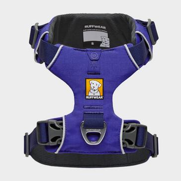 Purple Ruffwear Front Range Harness