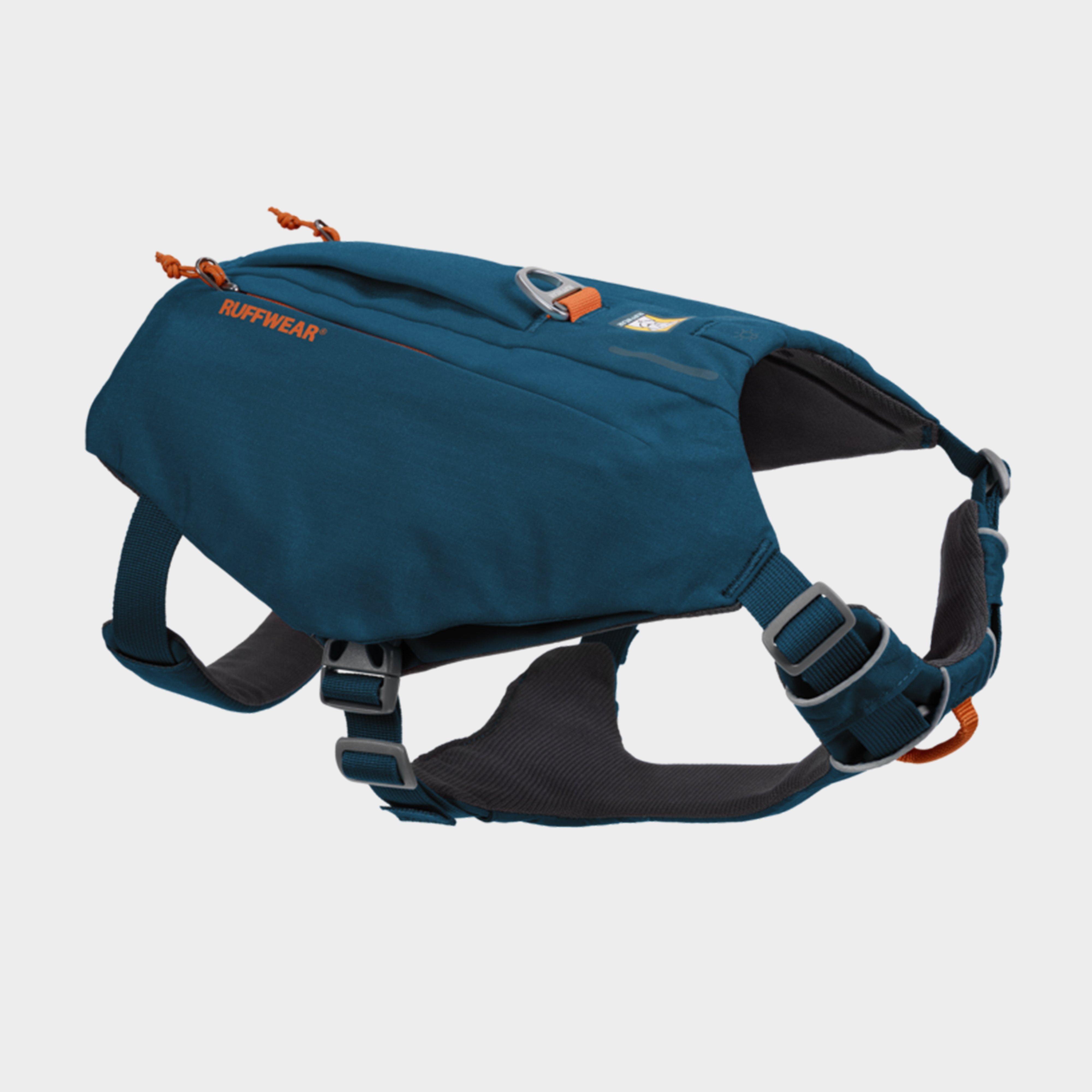 Image of Ruffwear Switchbak Dog Harness - Blue/Blue, Blue/Blue
