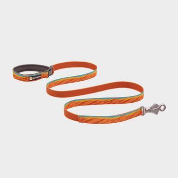 Orange Ruffwear Flat Out Adjustable Dog Lead