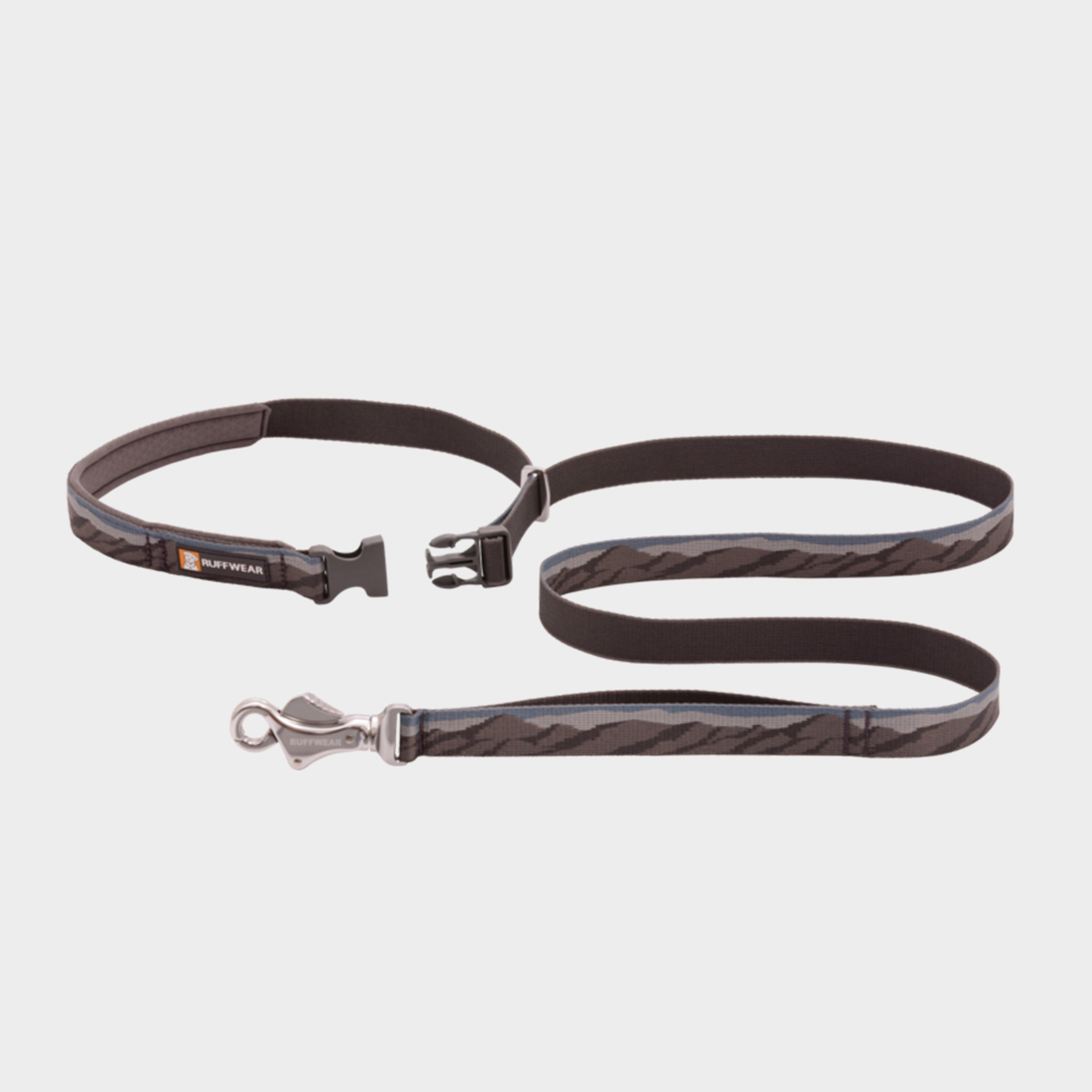 Image of Ruffwear Flat Out Adjustable Dog Lead - Grey/Rock, Grey/ROCK