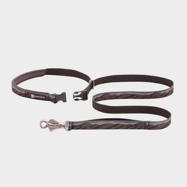 Grey Ruffwear Flat Out Adjustable Dog Lead