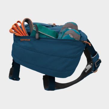 Blue Ruffwear Front Range Day Pack