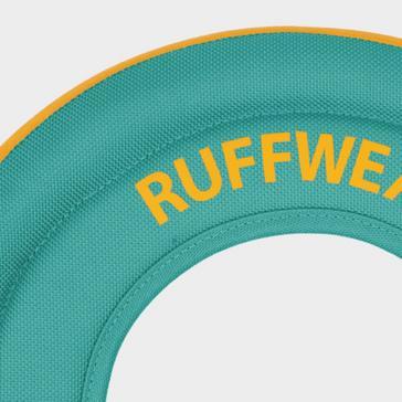 Blue Ruffwear Hydro Plane™ Floating Throw Dog Toy Large
