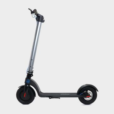 Black RILEY SCOOTERS RS1 Electric Scooter
