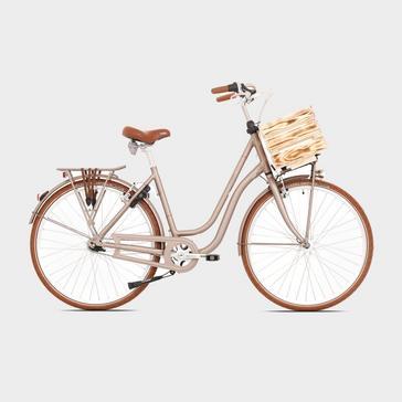 Brown FRAPPE Women's FLC500 City Light Bike