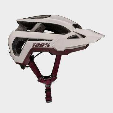 Grey 100% Altec Helmet