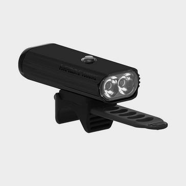 Black Lezyne Lite Drive 1000XL Bike Light