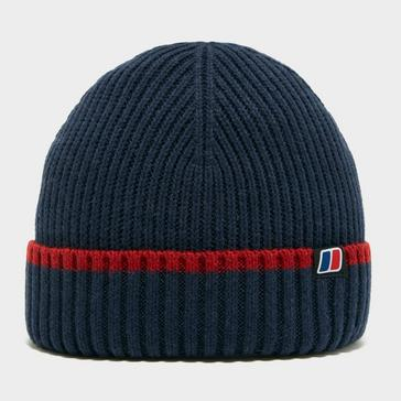 Navy Berghaus Kids' Stripe Beanie Hat
