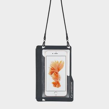 Grey LIFEVENTURE Waterproof Phone Pouch Plus