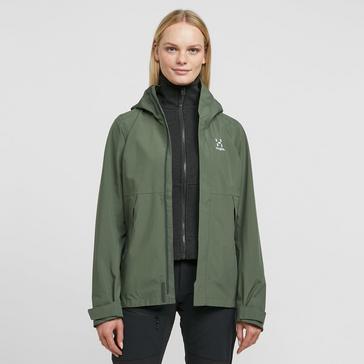 GREEN Haglofs Women's Tjarn Jacket