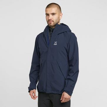 BLUE Haglofs Men's Tjarn Jacket