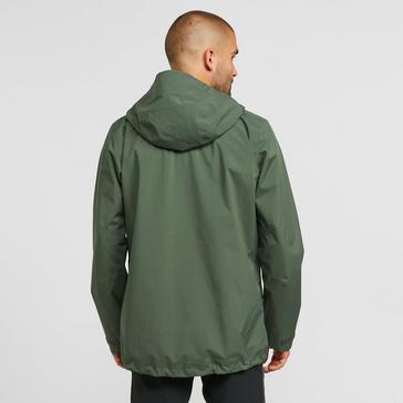 Green Haglofs Men's Tjarn Waterproof Jacket