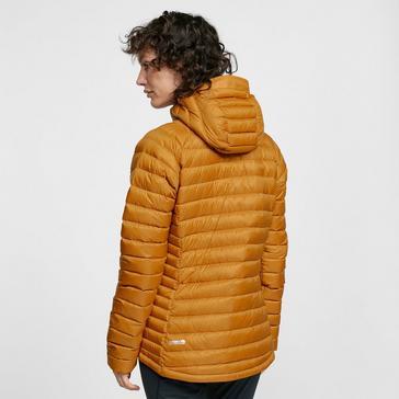 Yellow Rab Women's Microlight Alpine ECO Down Jacket