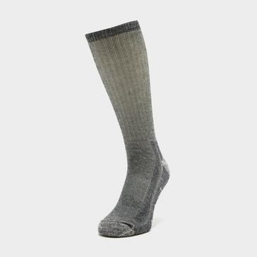 Navy Smartwool Hike Classic Edition Full Cushion Crew Socks