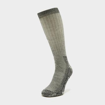 Black Smartwool Hike Classic Edition Extra Cushion Crew Socks