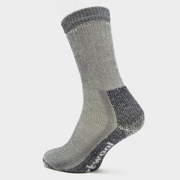 Navy Smartwool Hike Classic Edition Extra Cushion Crew Socks