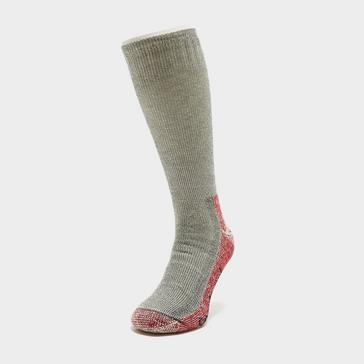 Grey Smartwool Smartwool Mountaineer Classic Edition Maximum Cushion Crew Socks