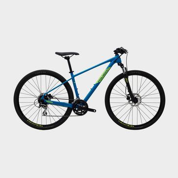 Blue POLYGON Heist X2 Urban Bike