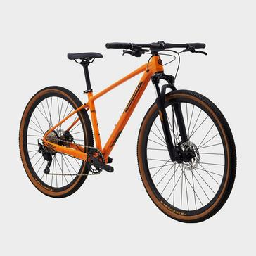 Orange POLYGON Heist X5 Urban Bike