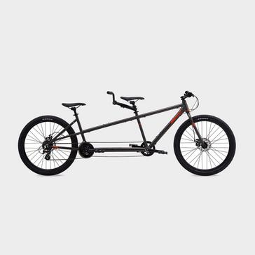 Black POLYGON Impression AX Tandem Bike