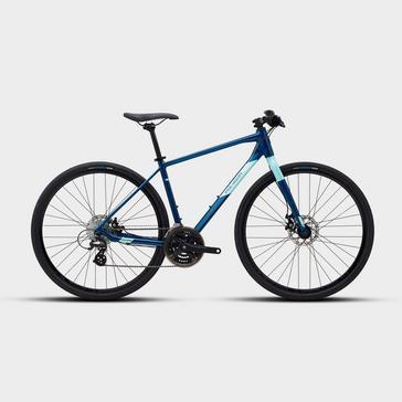 Blue POLYGON Path 2 Urban Bike